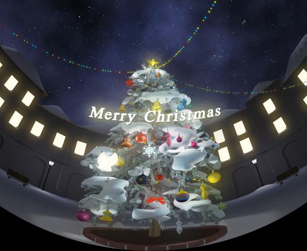 星降る クリスマス2018)