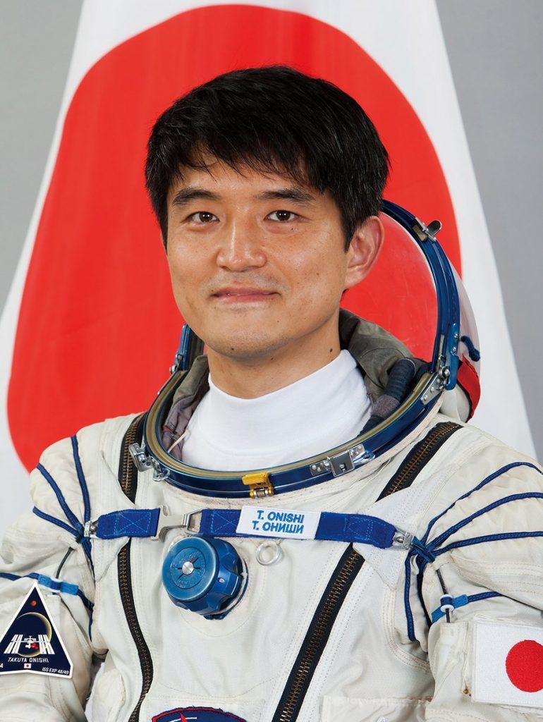 JAXA大西卓哉宇宙飛行士 ©JAXA/GCTC